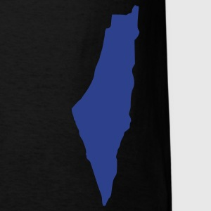 Black Israel Long Sleeve Shirts - Men's T-Shirt