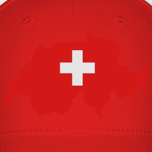 Red Switzerland Women's T-Shirts - Baseball Cap