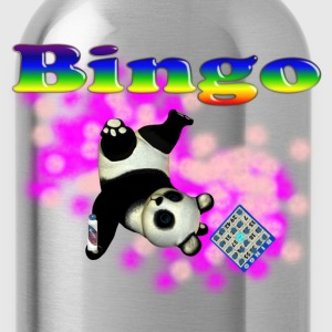 Bingo Panda  - Water Bottle