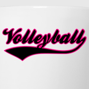 Volleyball Hooded Sweatshirt - Coffee/Tea Mug