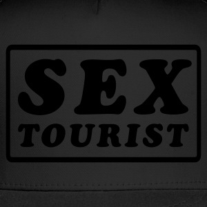 Black sex T-Shirts - Trucker Cap