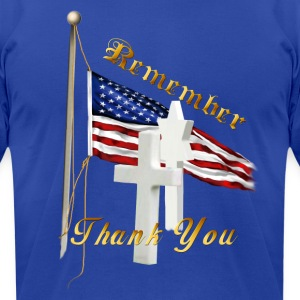 Remember - Men's T-Shirt by American Apparel