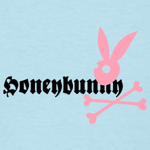 Sky blue Honeybunny Baby Body - Men's T-Shirt