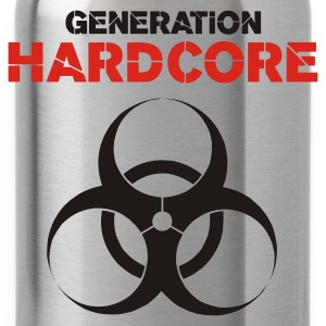 Black Generation Hardcore Women's T-Shirts - Water Bottle