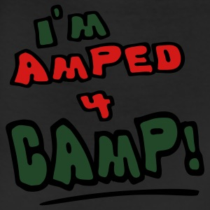Spider black I'm Amped 4 Camp T-Shirts - Leggings