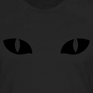 Cat Eyes T Shirt - Men's Premium Long Sleeve T-Shirt