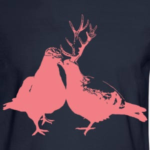 the rock doves - Men's Long Sleeve T-Shirt