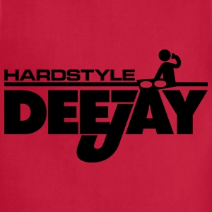 Red Hardstyle Deejay Kids' Shirts - Adjustable Apron