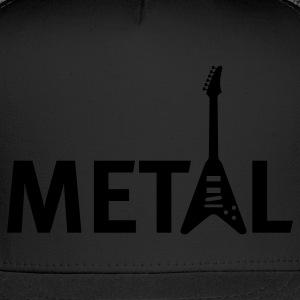 Black metal T-Shirts - Trucker Cap