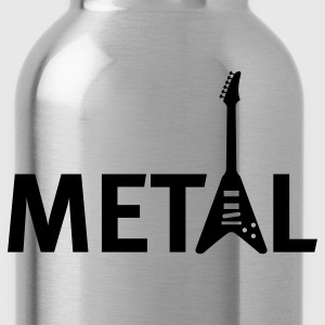 Black metal T-Shirts - Water Bottle