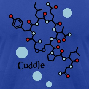 Oxytocin Cuddle Tank Top - Men's T-Shirt by American Apparel
