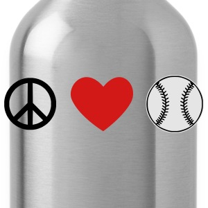 Baseball Women's AA Tee - Water Bottle