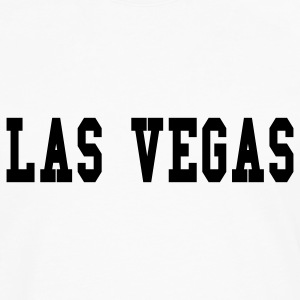 White las vegas by wam Tanks - Men's Premium Long Sleeve T-Shirt