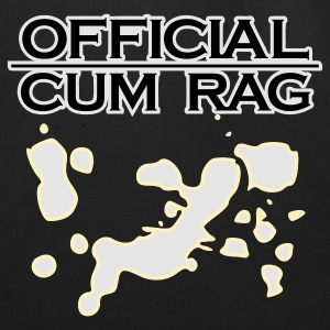Official Cum Rag - Eco-Friendly Cotton Tote