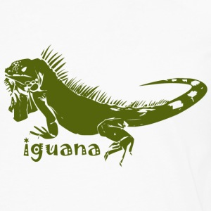 Iguana 1A - Men's Premium Long Sleeve T-Shirt