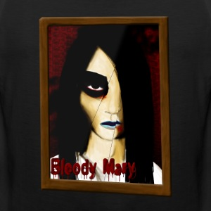 Black Bloody Mary Hoodies - Men's Premium Tank