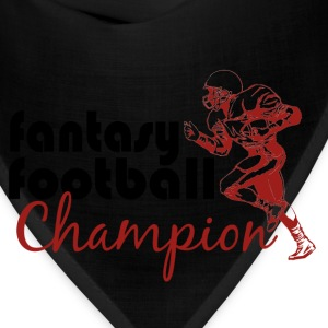 Fantasy Football Champion - Bandana