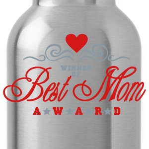 Moss best mom award (2c) Tanks - Water Bottle
