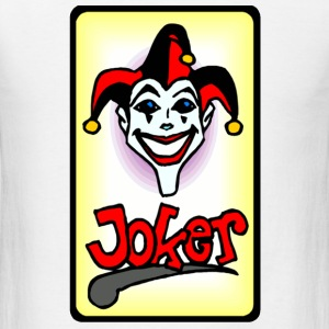 Joker Buttons - Men's T-Shirt