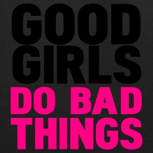 Black/white good girls do bad things T-Shirts - Eco-Friendly Cotton Tote
