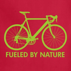Creme Bike Fueled by Nature Women's T-Shirts - Adjustable Apron
