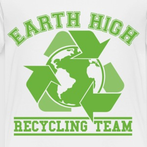 White Earth Recycling Team  Kids' Shirts - Toddler Premium T-Shirt