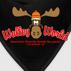 Deep heather Walley World Vacation Women's T-Shirts - Bandana