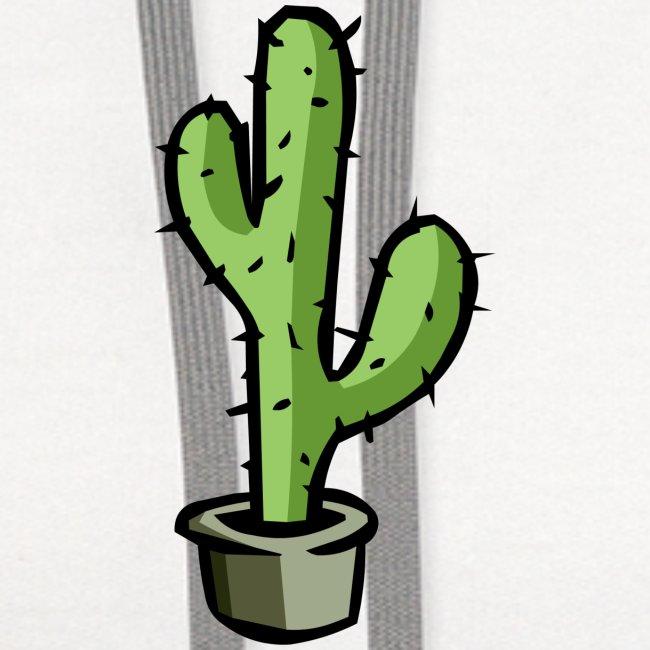 Fresh Green Cactus