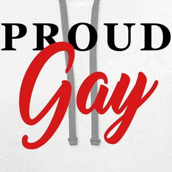 Proud Gay T-Shirt