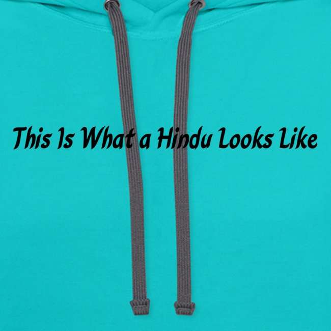 this is what a hindu looks like