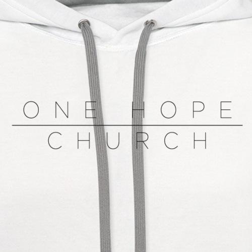 One Hope Church - Contrast Hoodie