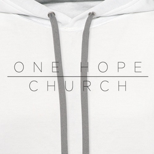 One Hope Church - Unisex Contrast Hoodie