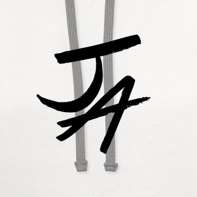 Jake Amodio Black Logo