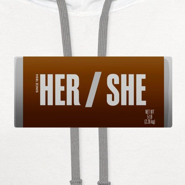 Her/She Bar!