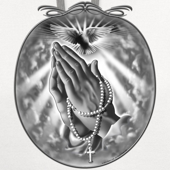 Praying Hands by RollinLow