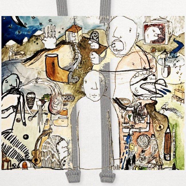 Stranger Album Art