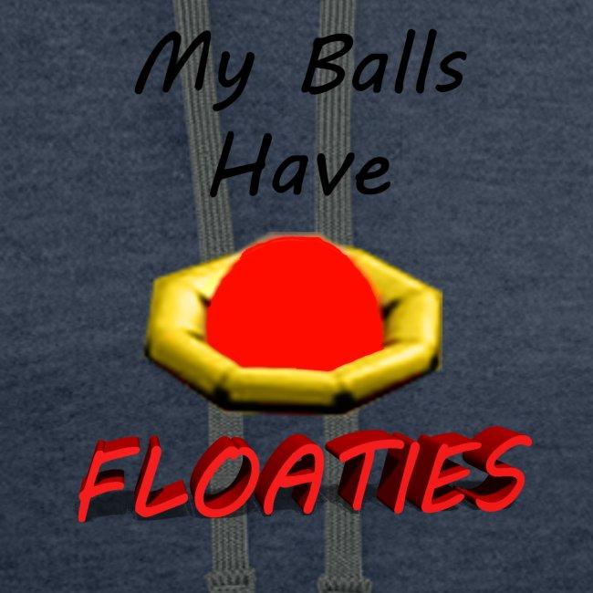 My Balls Have Floaties