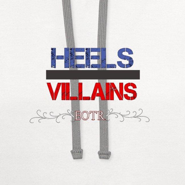 Eyes on the Ring Heels/Villains