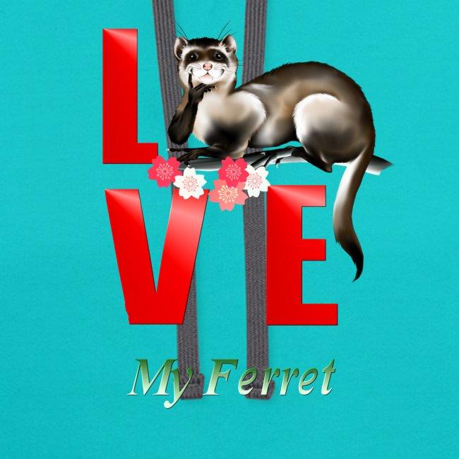 Love My Ferret