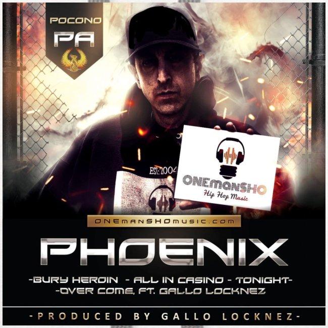 ONEmanSHO Phoenix Merch