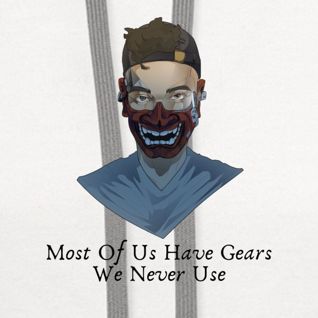 Most Of Us Have Gears We Never Use