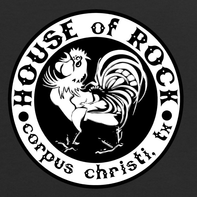 House of Rock round logo