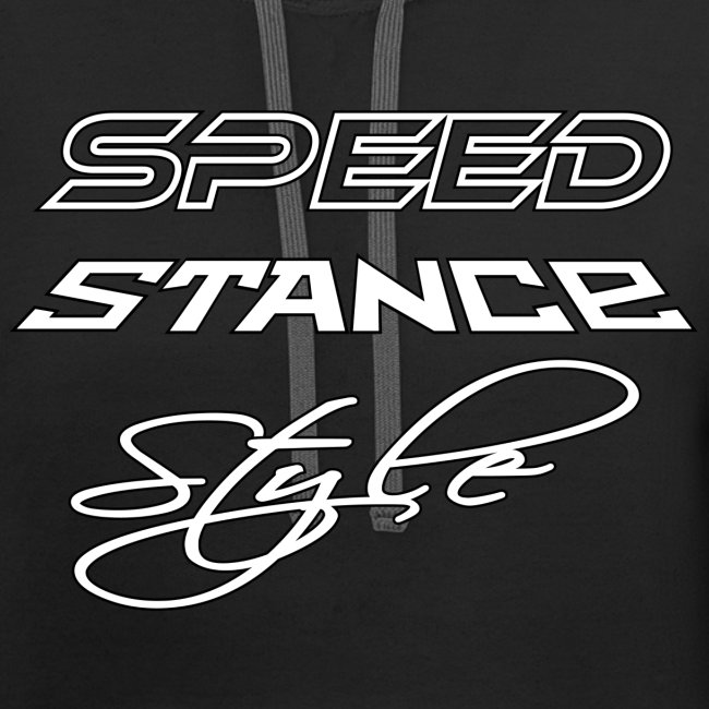 Speed stance style