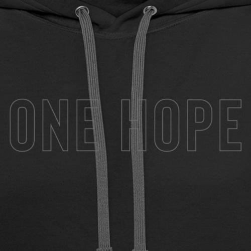 ONE HOPE - Contrast Hoodie