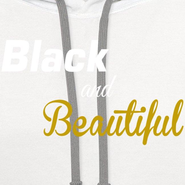 Black & Beautiful Long Sleeve Shirt