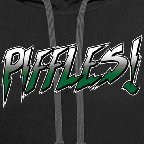Rowdy Piffles - Unisex Contrast Hoodie