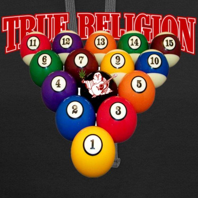 TRUE RELIGION BILLIARD INSPIRED