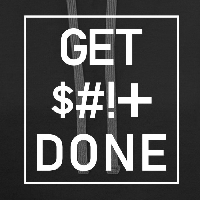 Get Shit Done - Boxed