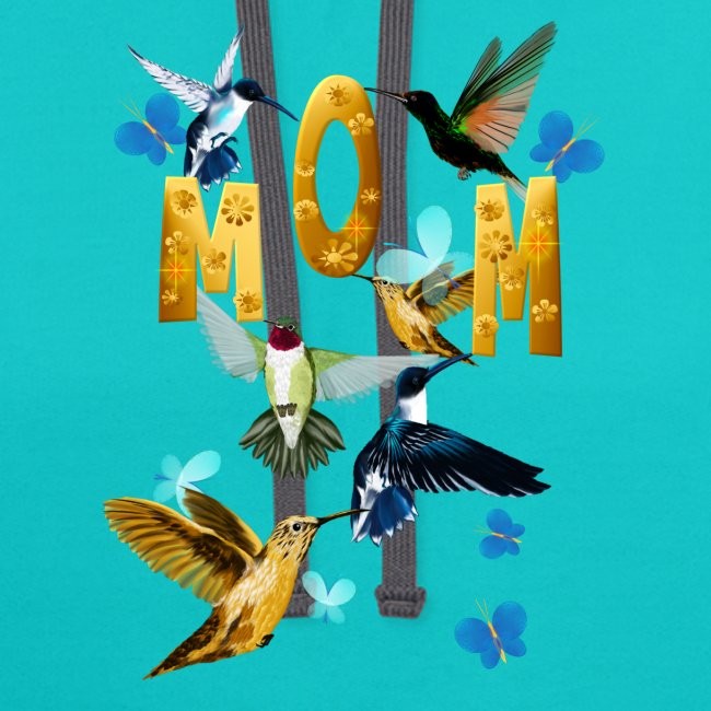 MOM-For to the birds