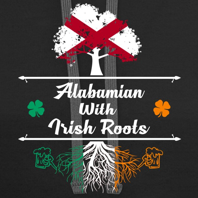 ALABAMIAN WITH IRISH ROOTS